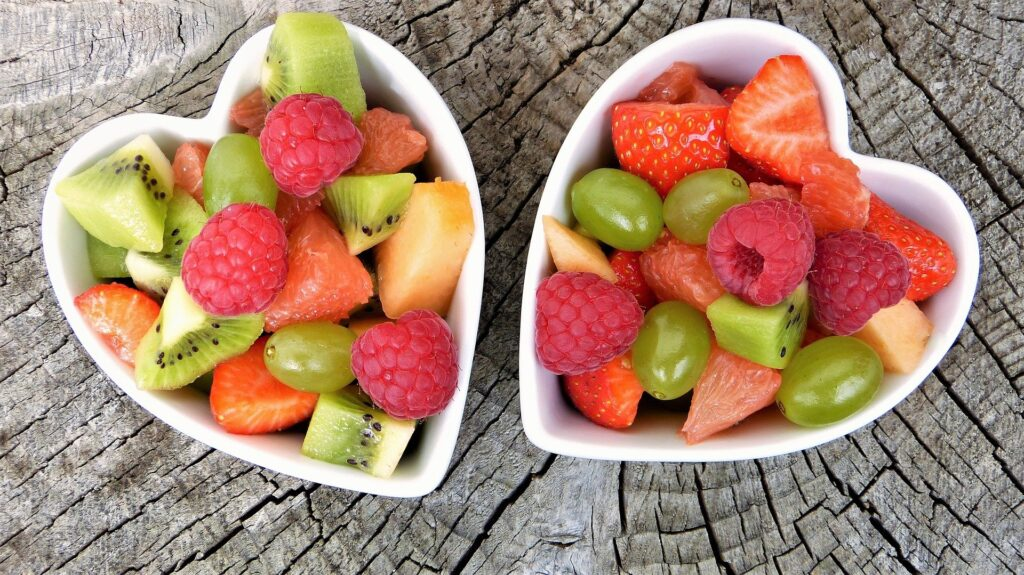 Trípticos sobre la Nutrición
