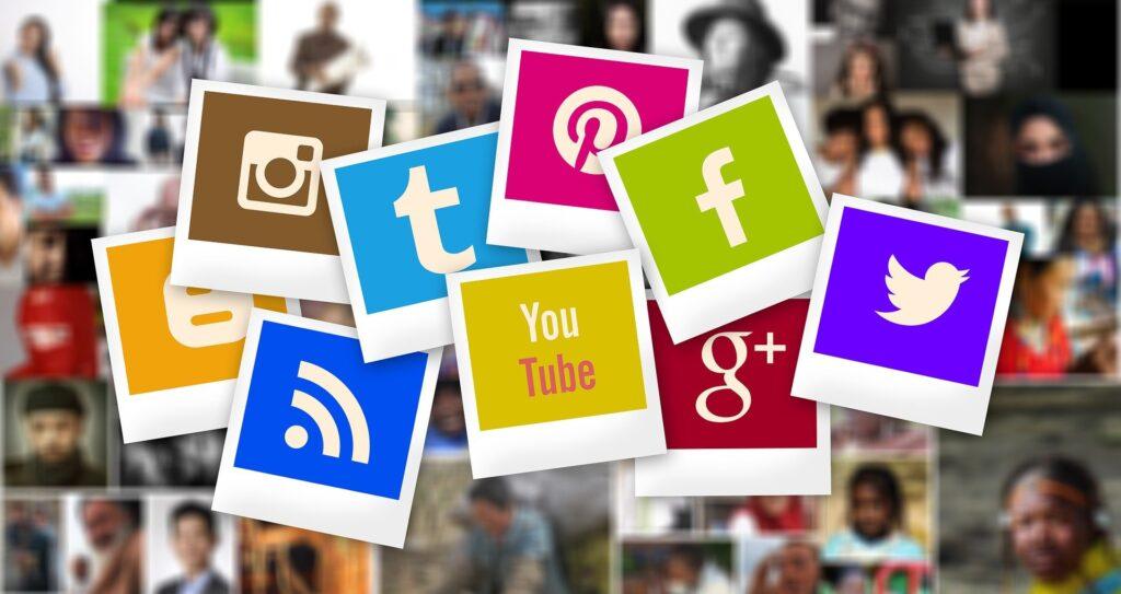 Trípticos sobre las Redes Sociales